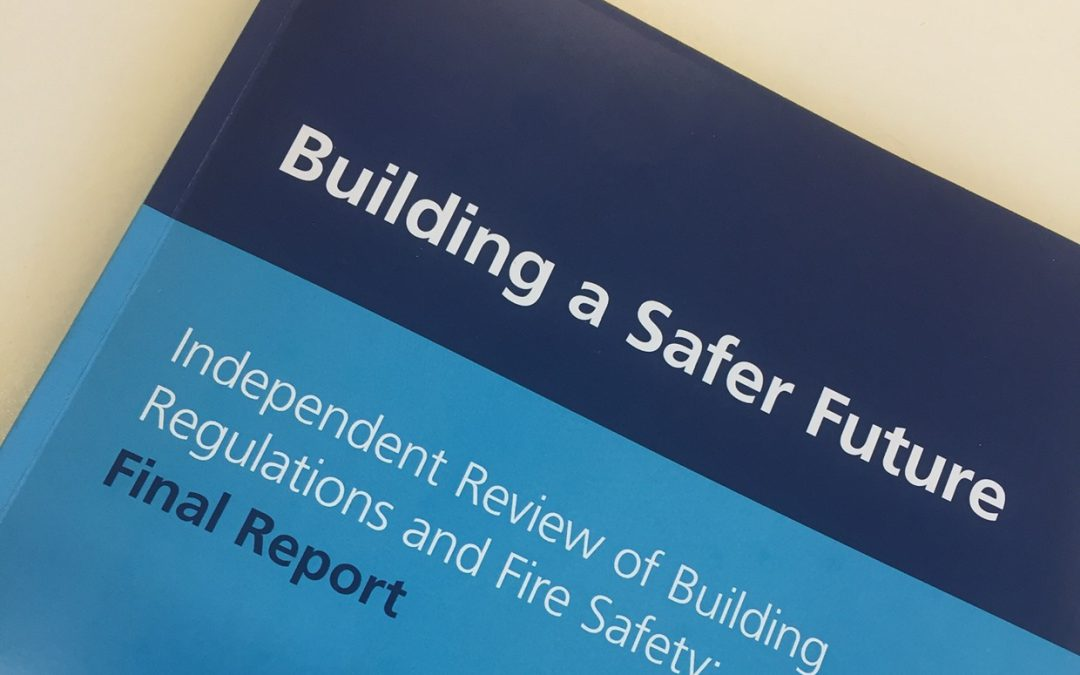 Making the Hackitt Review work for safer buildings